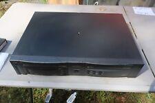 Go Video Model Gv4060 Dual Deck Vhs Vcr Player Recorder