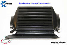 Airtec Mini cooper-S R53 top mount intercooler upgrade Black