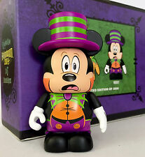 """DISNEY VINYLMATION 3"""" HALLOWEEN 2014 MICKEY MOUSE HOLIDAY COLLECTIBLE TOY FIGURE"""