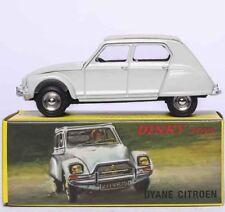 1:43 Atlas Dinky Toys 1413 DYANE CITROEN Alloy Diecast Car model & Toys Model