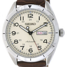 SEIKO DAY-DATE HERRENUHR JAPAN MADE AUTOMATIK REF. SRP713K1 STAHL INKL. B&P.
