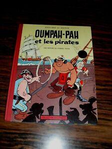 SUPERBE EO OUPAH PAH 1962 QUASI NEUF + TIMBRE TINTIN UDERZO COTE 200 EUROS