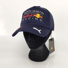Puma ASTON MARTIN RedBull Racing 3 Gorra Béisbol Cap Hat Snapback 100%  Original cca7ab82ad3