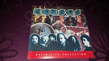 CD Kansas/definitive collection-album 1997
