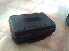 Caja de plástico caso soplar moldeada rellenos de espuma