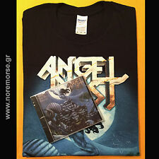 ANGEL DUST - TO DUST YOU WILL DECAY +5 CD/T-SHIRT SIZE:S NRR 2016 LTD 100 NEW