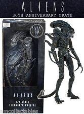 Neca aliens-xenomorfo Warrior 30th Anniversary - 1986 alien - 55cm-nuevo/en el embalaje original