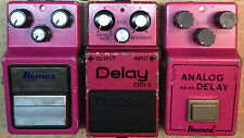 Calibration Service for Boss DM-2, Boss DM-3, Ibanez AD-9, Ibanez AD-80