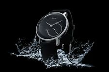 Withings HWA01-Steel-Black Activité Steel 24/7 Automatic Activity Tracker