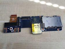Samsung X460 NP-X460 touchpad boutons lecteur de carte board BA92-04984A