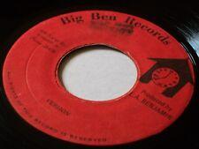 "7"" Beautiful Dream; Horace Martin; JA Original Big Ben Records LISTEN MP3"