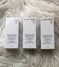 Lancome Visionnaire advanced Multi-Correcting Cream 3x 5ml boxes = 15ml New
