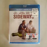 Sideways - Blu-Ray - New - Factory Sealed - Paul Giamatti - Thomas Haden Church