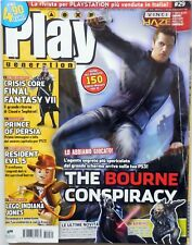 RIVISTA MAGAZINE PLAY STATION GENERATION N.29 2008 RESIDENT EVIL 5 PRINCE PERSIA