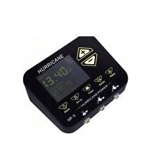 Hurricane - HP-5 Tattoo Power Supply - Deluxe Digital - High Quality