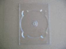 200 NEW DVD DIGITRAY DIGIPAK TRAY,CLEAR W/LOGO,PSD29LOG