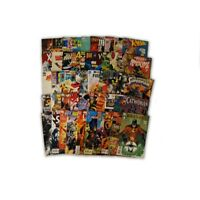 50 Comic Book bundle lot with  50 Marvel and DC Premium Comic Collection