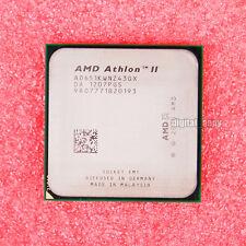 AMD Athlon II X4 651K 3 GHz Quad-Core CPU Processor AD651KWNZ43GX Socket FM1
