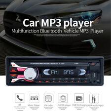 CAR RETRO BT AUTORADIO USB SD MMC FM AUX-IN MP3 RADIO PLAYER DC12V 4*60W 1DIN DE