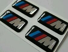 x4 M Tech Sport Alloy Steering BMW Wheel M3 MV3 1 3 5 7 X M Z M5 badges