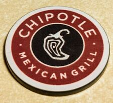 Chipotle Casino Coin *Exceedingly Rare* -Officially Issued