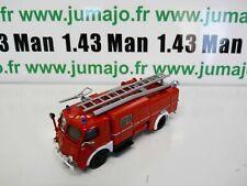 PL193 1/72 IXO IST déagostini POLOGNE BUS autocar : JELCZ 003 POMPIERS