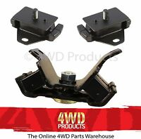 Engine & Gearbox Mount SET for Toyota Hilux LN167 LN172 3.0 5L 5L-E (97-05)