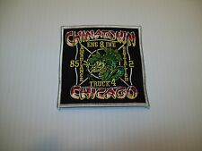 "Chicago Fire Department Engine 8 Patch ""Chinatown"""