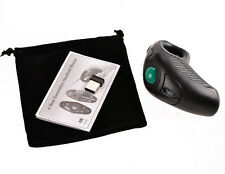 Wireless Hand Held USB Trackball Mouse With Laser Pointer Thumb controlled Mice