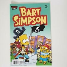 Bart Simpson Comics #85 (Bongo Comics) MODERN AGE The Simpsons Comics