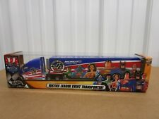 1:64 Justice League Event Transporter Hauler Semi 2004 diecast Hot Wheels