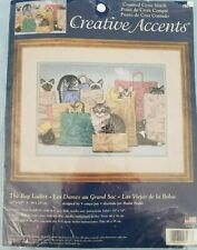 Dimensions THE BAG LADIES Creative Accents Embroidery Kit 2003
