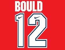 Bould #12 Arsenal Camisa de fútbol local para hogar 1994-1995