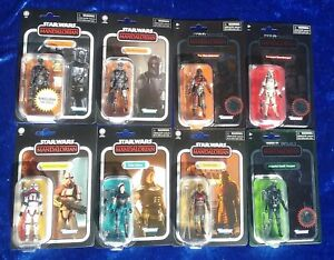 """STAR WARS THE VINTAGE COLLECTION 