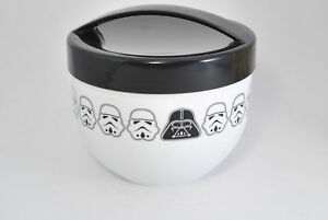 Star Wars Storm Trooper Cafe Bowl Lunch Box 560ml Japanese Bento PDN6