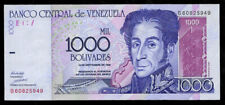 New ListingWorld Paper Money - Venezuela 1000 Bolivares 1998 Series B8 P79 @ Crisp Xf+