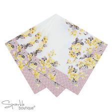 Large Floral Paper Napkins x20 -Vintage Style Tea Party-(TS4) FULL RANGE IN SHOP