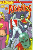 Madman and the Atomics Volume 1 Mike Allred Frank Einstein It Girl TPB New NM
