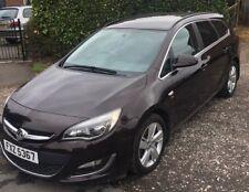2014 Vauxhall Astra 2.0L CDTI SRI Ecoflex Estate S/S