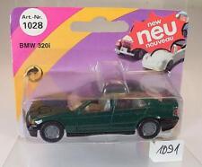 Siku 1/55 Nr.1028 BMW 320i grün OVP #1091