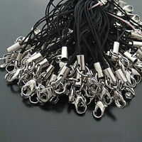 100X Cell Phone Charms Strap Lanyard Hang Pendant for Phone Camera Decoration&fj