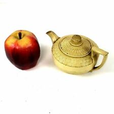 Early 19th Century Wedgwood Caneware Miniature Teapot C.1820