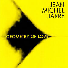 CD ALBUM REMASTERED JEAN MICHEL JARRE GEOMETRY OF LOVE REEDITION NEUF/BLISTER