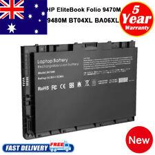BT04XL Battery For HP EliteBook Folio 9470M 9480M HSTNN-DB3Z 687945-001