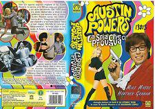 AUSTIN POWERS - LA SPIA CHE CI PROVAVA (1999) vhs ex noleggio