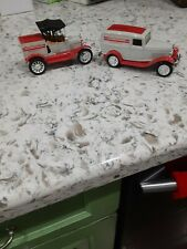 ERTLReplica 1932 Ford Panel Truck Ben Franklin Die Cast And 1918 Ford...
