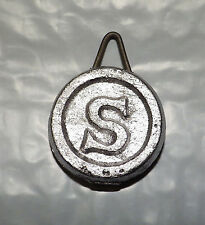 Sessions Antique Mantel Clock Part Pendulum Trademark Bob NEW Round Shape 2.8 oz