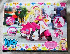 """NANCY´S SCOOTER (Helmet), most famous Spanish Barbie! 18"""" x 13""""!BRAND NEW IN BOX"""