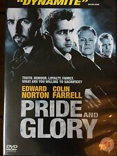 Edward Norton Colin Farrell PRIDE AND GLORY ~ 2008 Crooked Cop Thriller | DVD