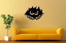 Wall Sticker Vinyl Decal Witty Design Alien Hole Coolest Room Decor (ig1138)